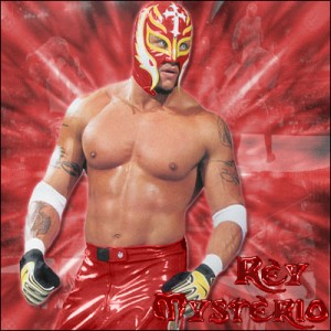 Mysterio red